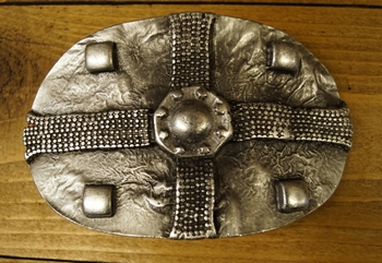 "Buckle / gesp  "" Viking schild """