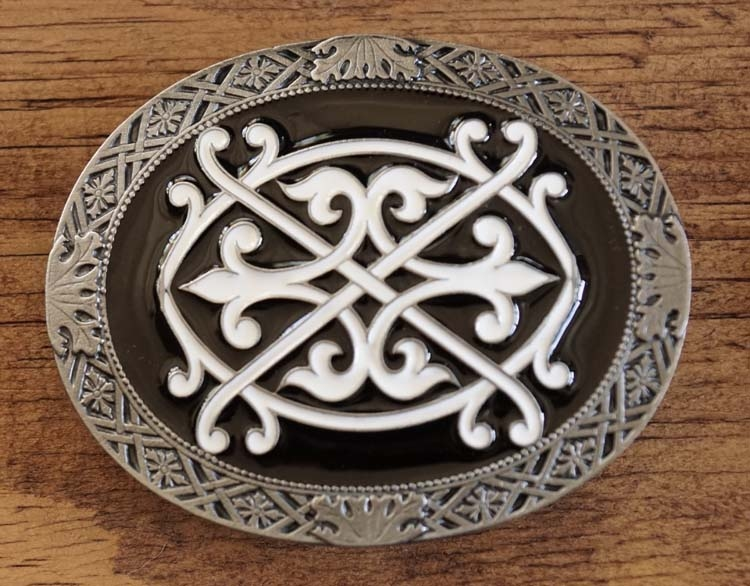 "Buckle / gesp  "" Celtic design """