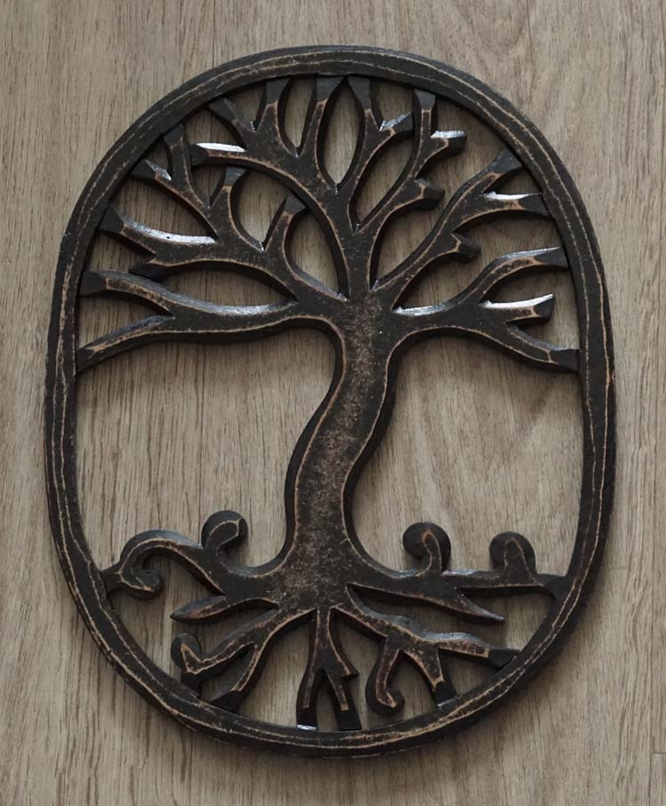 "Decoratie  "" Tree of life """