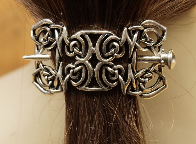 """Haarspeld  """" Celtic knot """""""