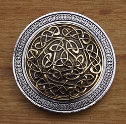 "Buckle  "" Celtic knot """